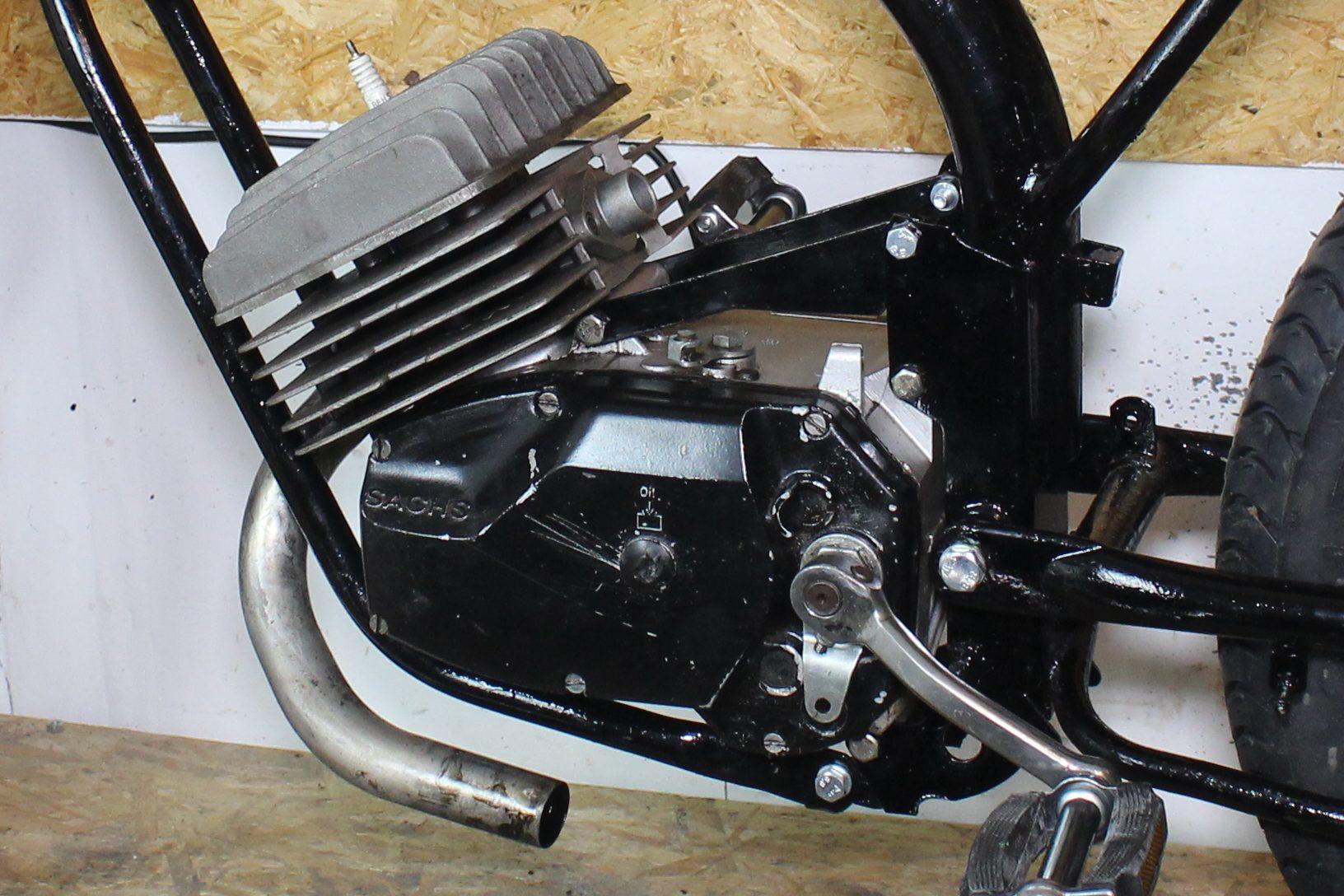 Motor 80ccm Hercules GT