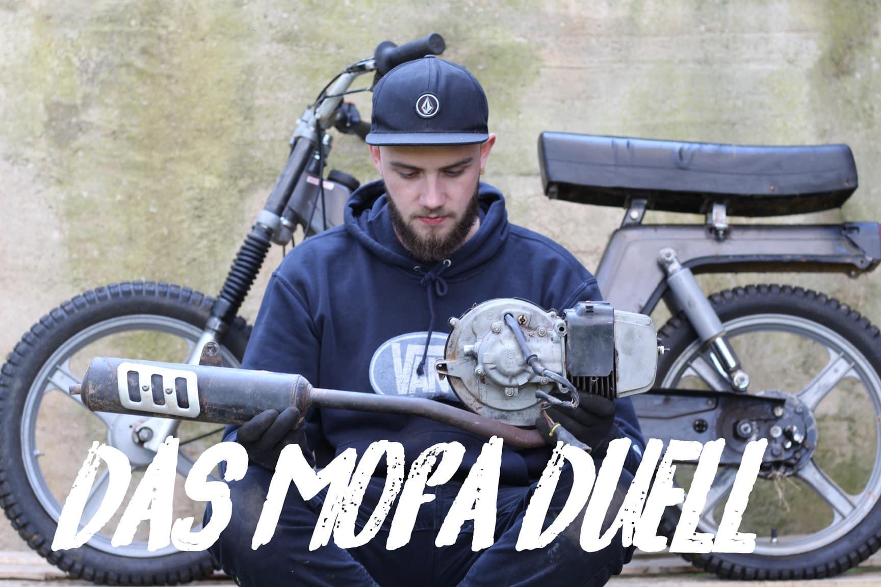 Das Mofa